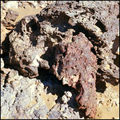 Photograph of Limonite