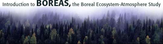 Introduction to BOREAS