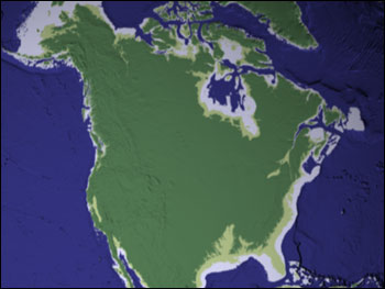 The Migrating Boreal Forest