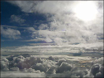 Photograph of Cloudtops