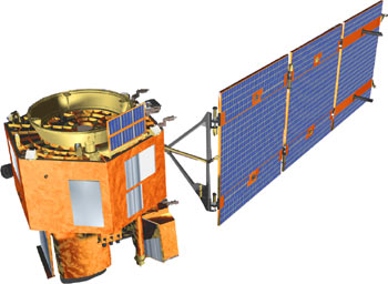 the EO-1 Satellite