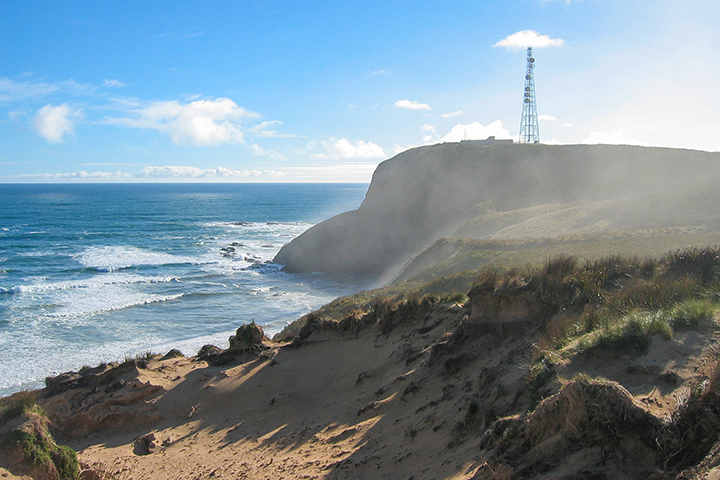 Cape Grim GAW Global station in Australia
