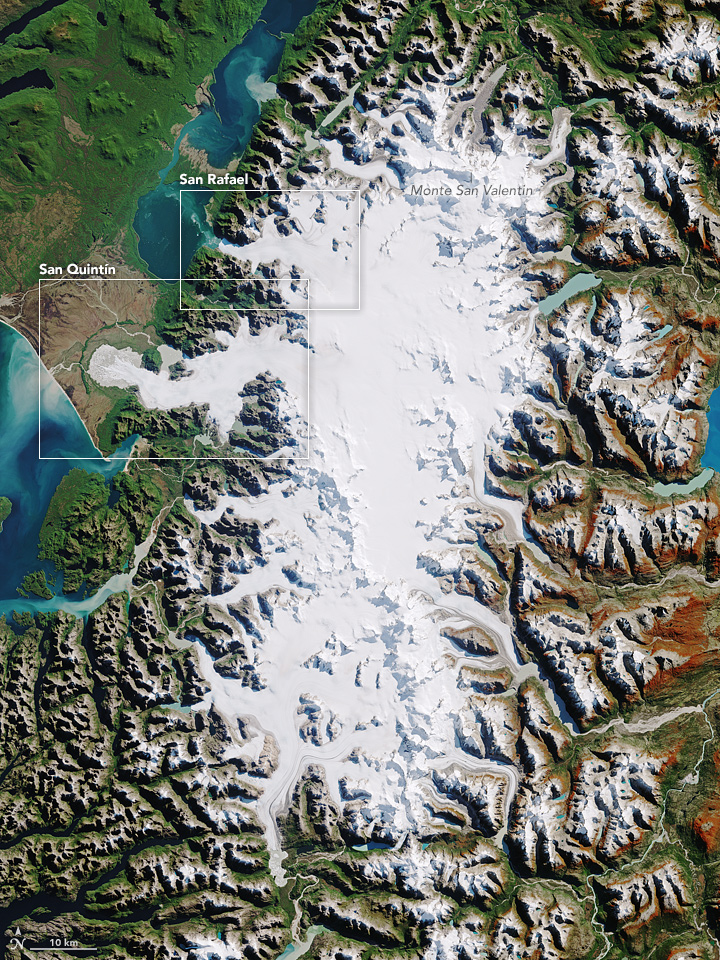 North Patagonian Icefield