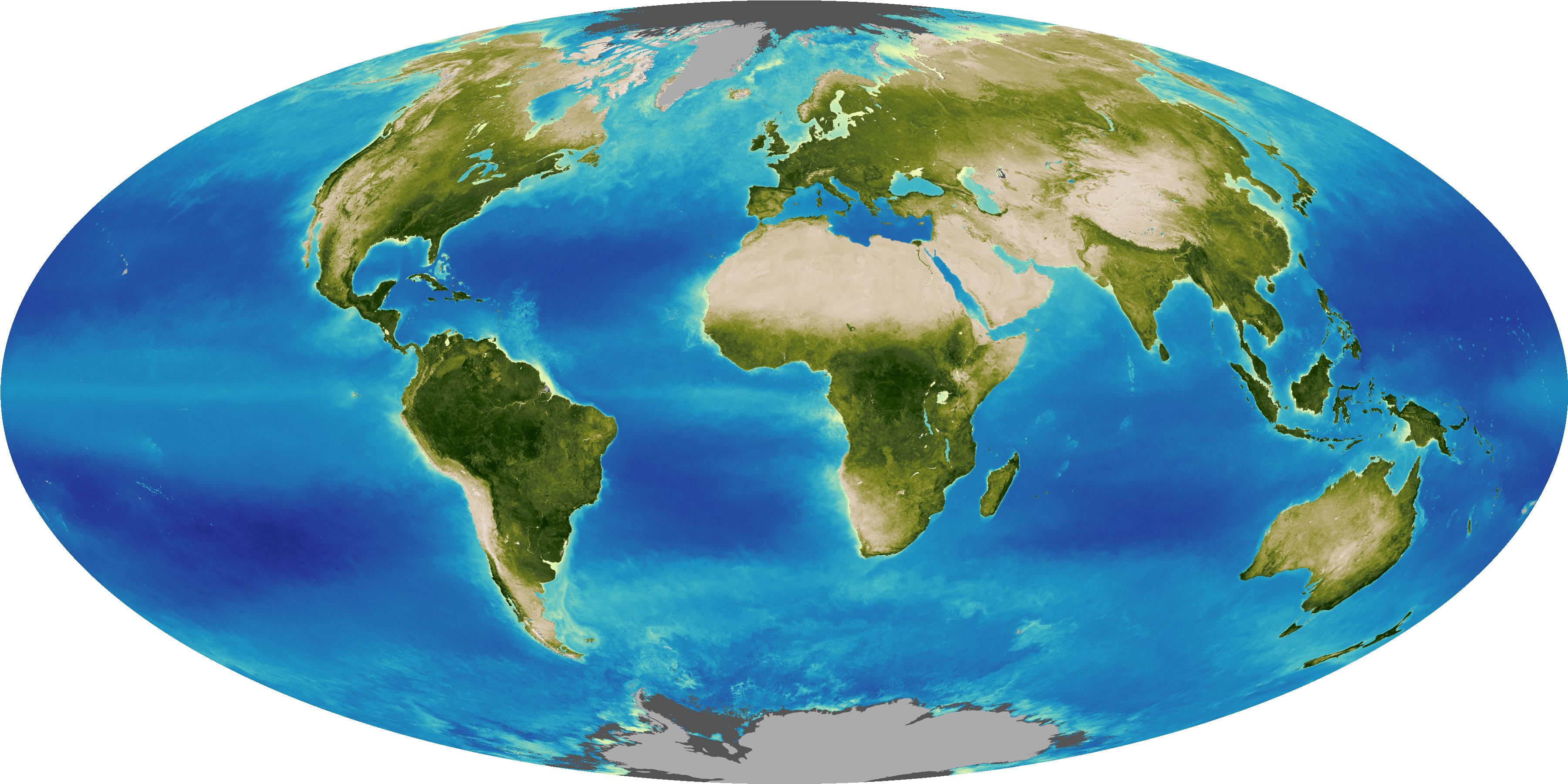 world of change global biosphere