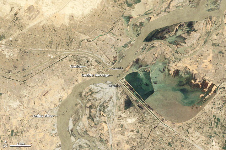 World of Change: Seasons of the Indus River