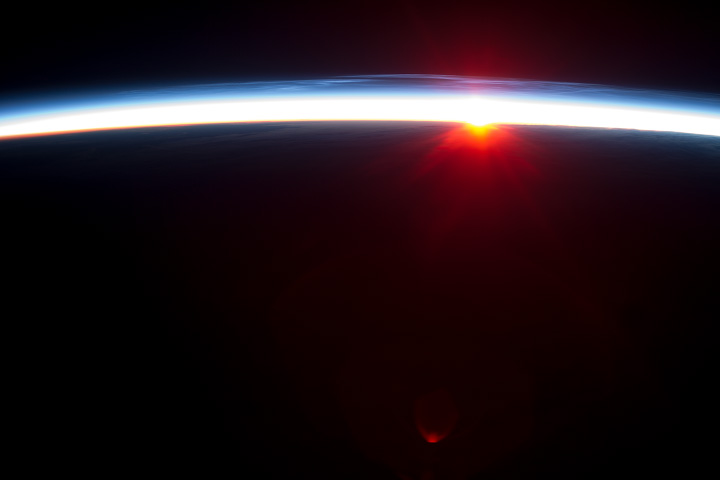 ISS036-E-028913 (sunrise 2013)