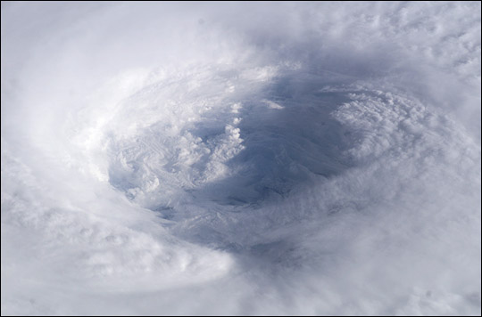 Isabel_Eye_ISS2003247 (Hurricane Isabel, 2003)