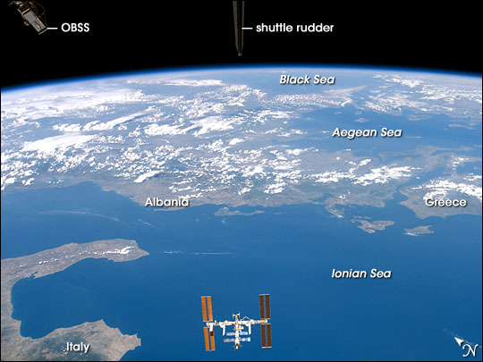 STS118-E-9469 (ISS, 2007)
