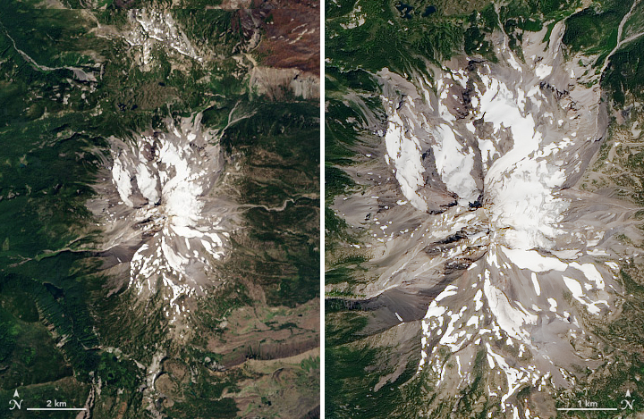 Earth Matters - How to Pan-sharpen Landsat Imagery