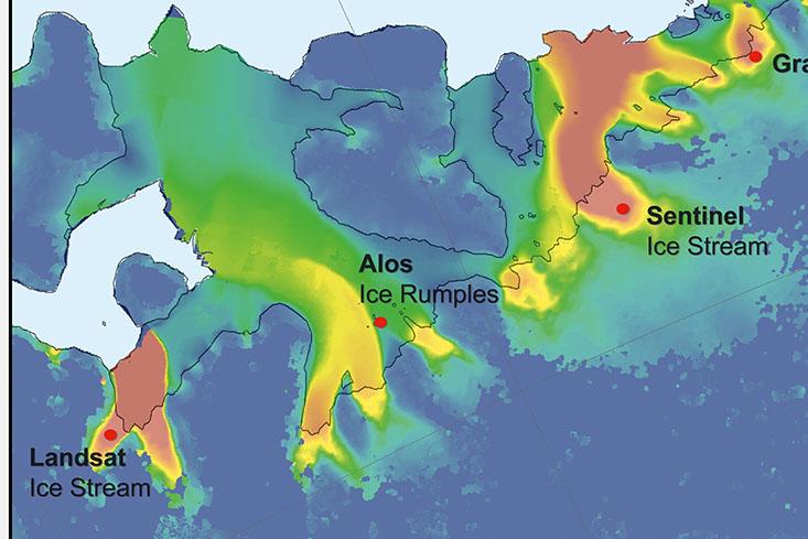 Introducing Landsat Ice Stream (73°36′S, 79°03′W)