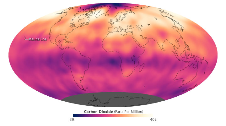 Carbon Dioxide Reaches Record Levels, Plus 6 Things to Know About the Greenhouse Gas