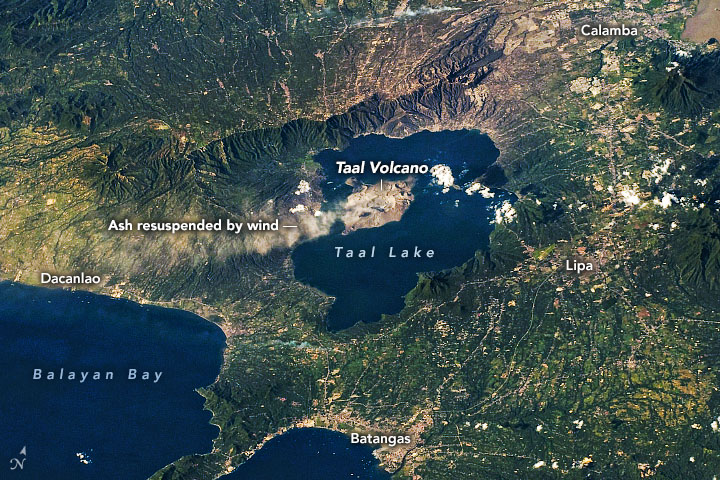 Taal Volcano remains on Level 4 alert, but what does that mean?