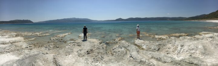 A lake in Turkey Mars can tell us.  Perseverance to search for Salda Lake on Mars