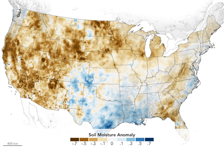 NASA Supports Drought Resilience in the American West
