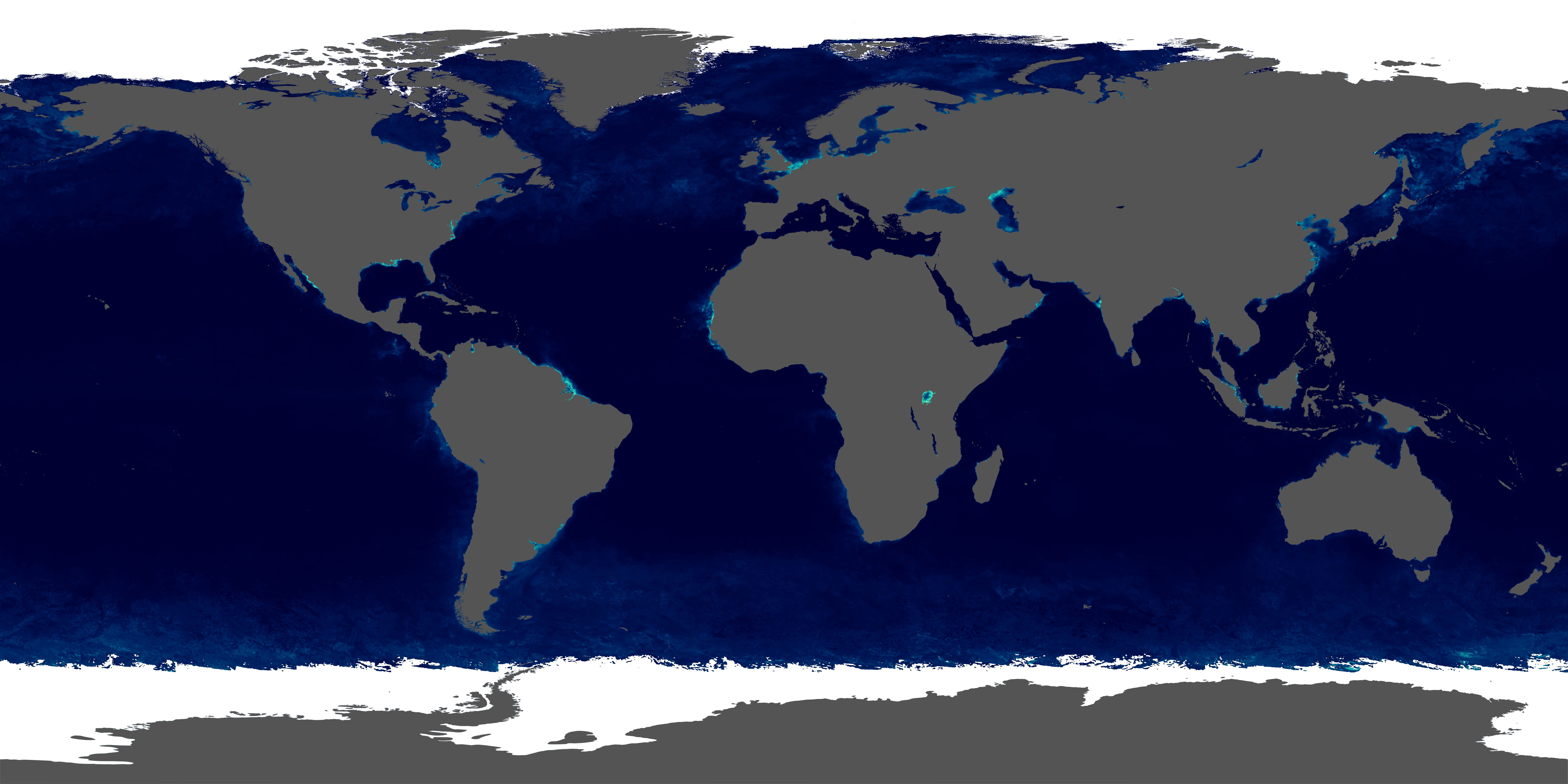 earth map nasa - photo #17