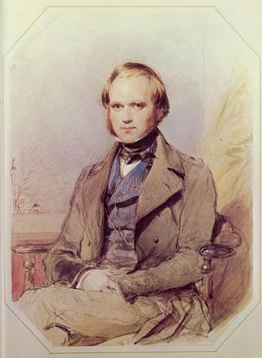 Charles Darwin 1840