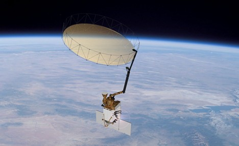 SMAP satellite