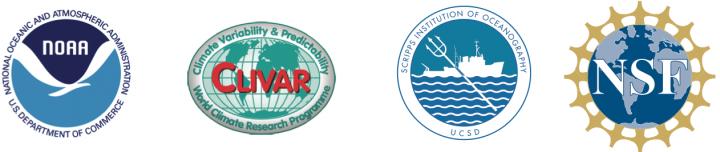 4 logos from CCHDO sponsors