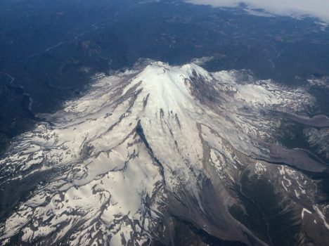Mount Rainier, Oregon. Credit: Steve Wofsy