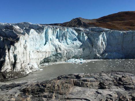 Russel Glacier near Kangerlussuaq, Greenland. Photos by Róisín Commane