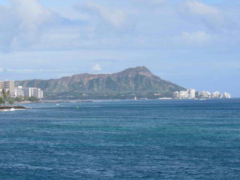 Goodbye to Honolulu!