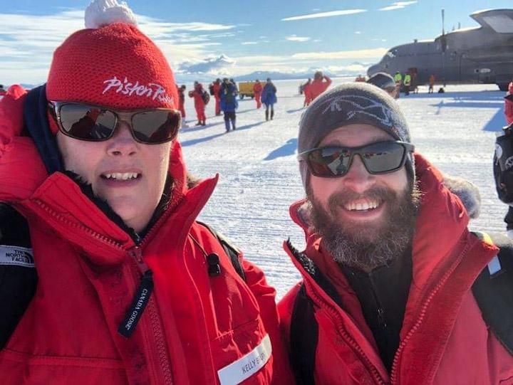 We Made it to Antarctica