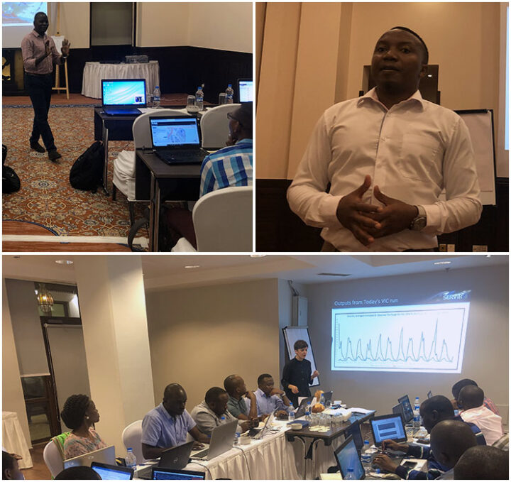 Working with Local Hydrologists in Dar es Salaam, Tanzania to Improve Streamflow Monitoring